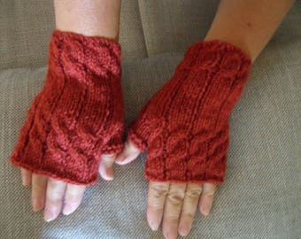 beautiful country style mittens