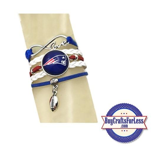 NEW England Bracelet - NeW Design! CHooSE Charm - Super CUTE!  +FREE SHiPPiNG & Discounts*