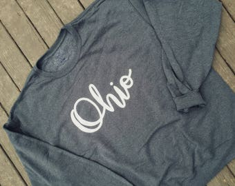 Ohio Crew Neck Sweatshirt