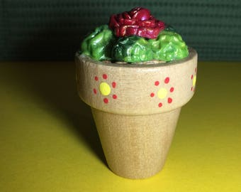 Little Succulent Flower Pot