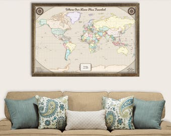 Personalized Engagement Gifts for Couple Map Gift for Bride Gift for Best Friend Gifts for Her Him Men Women Engagement Gift Idea Frame Map