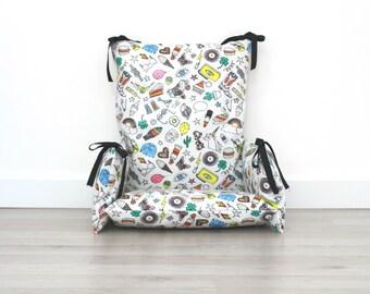 Chair cushion baby