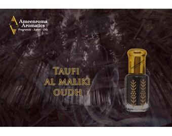 "Taufi Al Maliki Oudh Borneo-""A"" Grade Beautifull Oudh Agarwood Oil- Sweet/Smoky"