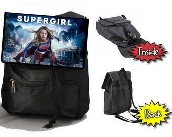 Supergirl Melissa Benoist  Mini Shoulder Bag Purse