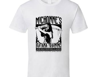 Michonne's Training  T Shirt