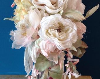 /Accessori/fiori/vintage silk wedding bouquets