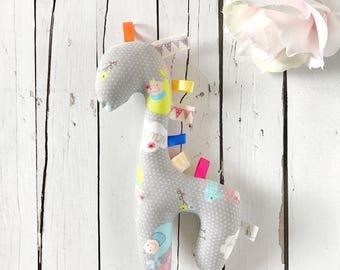 Giraffe soft toy - Storch & Baby