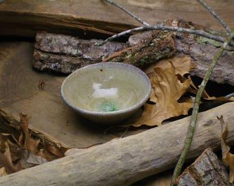 Small Sodafired Soap Dish