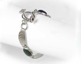 Sterling Silver First Fruit Bracelet