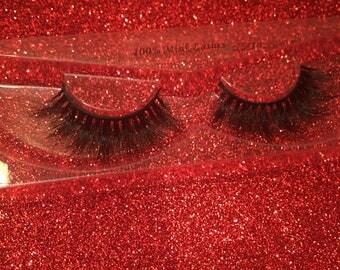 NUBIAN GODDESS Luxurious mink lashes