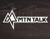 MTN Talk Sticker