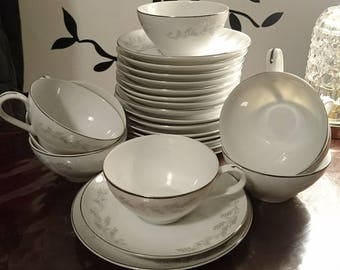 Royalton Porcelain Tea Set