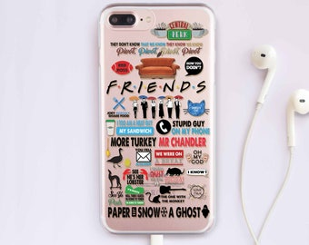 Friends iPhone 7 Case iPhone 6 Case iPhone 6S Case TV Show Samsung S8 Plus iPhone 7 Plus Case iPhone 5S Case iPhone 5 Case iPhone SE CC1241