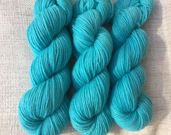 3x Worsted merino yarn 100 grams