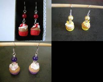pair of dangle earrings choice.