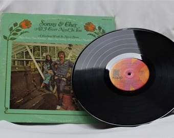 All I Ever Need is You by Sonny & Cher ~ LP Vinyl Record ~ Vintage Album
