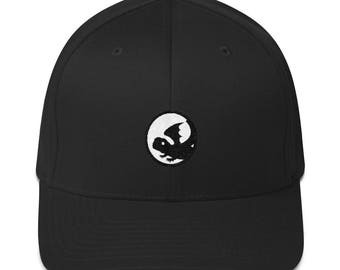 My Pet Dragon - FlexFit Structured Twill Cap