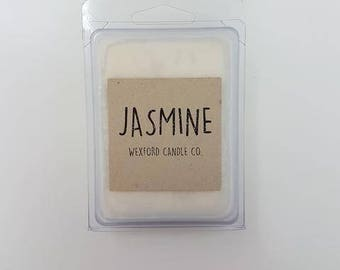 Jasmine Scented Soy Wax Melt - Wax Tart - 100% Soy Wax - Wax Melts - Wax Tarts - Wax Melter