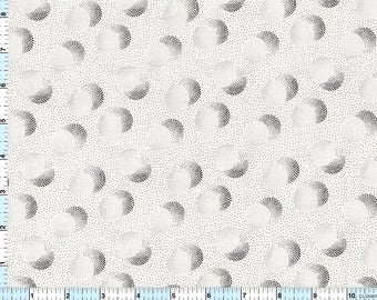 White patchwork black - C 7311 Timeless Treasures fabric