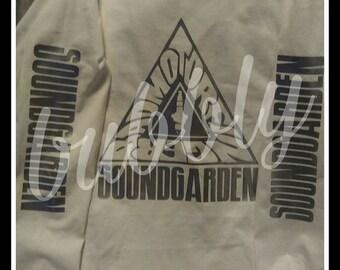 Soundgarden Long Sleeve Shirt