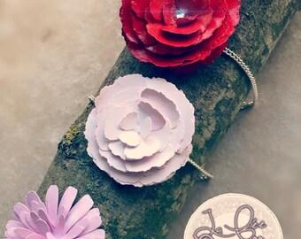 flower for wedding and other lovely day bracelet