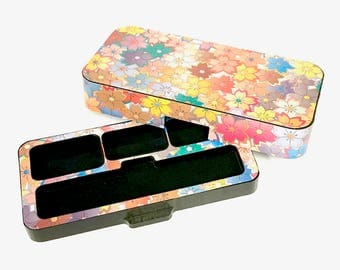 JUUL Vape travel case Flower Jubilee design