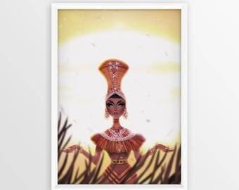 Shea Coulee - Sun Goddess