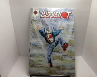 Bloodshot #6, 1993,  Mint Condition, Original Packaging, Vintage, Valiant Comics, Collectors Item
