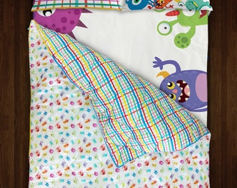 Monsters Quilts / Comforter
