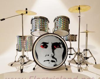 Miniature Drum Etsy