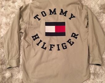 Tommy Hilfiger Large Logo Shirt