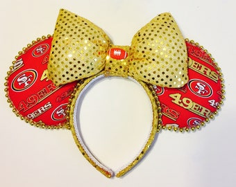 San Francisco 49ers ears
