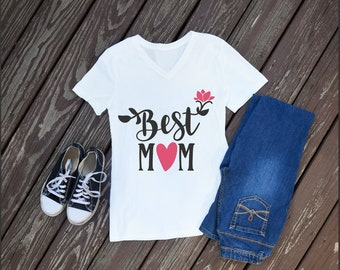 Best Mom Women's T-Shirt