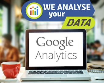 Google Analytics, Track Visitors on your Website, Website Data, Increase your Website Sales, Increase your Visitors
