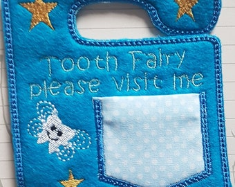 Toothfairy Hanger, Lost Tooth Hanger, Tooth Hanger, Toothfairy, Tooth Fairy