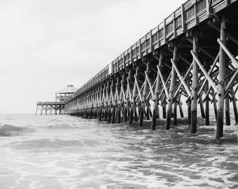Pier at Folly Beach
