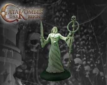 Figurine morts-vivants : Roi des tombes