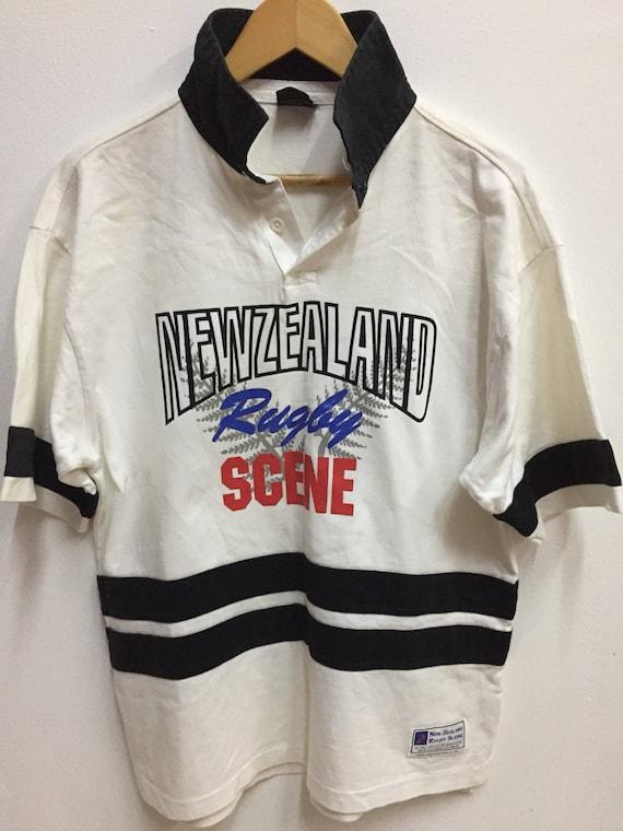 Vintage Scene Sweatshirt Embroidery Spell Out Sportswear Streetwear Pullover Round Neck Scene Sweater Scene Shirt Scene T Shirt Size LL VjST3i3