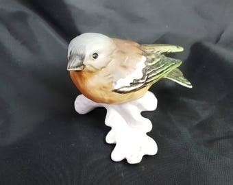 Goebel W Germany Sparrow Figurine 38023-OA 83