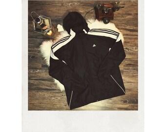 Adidas Preformance Track Jacket (black/white)