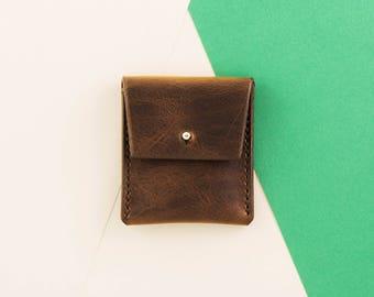 Leather Coin Purse, leather coin pouch, coin purse, coin pouch, mens coin purse, leather coin wallet, coin purse men