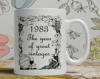 Any year Happy Birthday gift for husband from wife or gift from daughter to dad gift from son to daddy coffee mug tea cup present for him