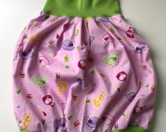 Beautiful balloon skirt, 6T, for kids of 6 years