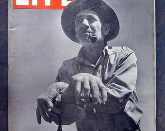 S Life Magazine 27 May 1946 Qzark Farmer