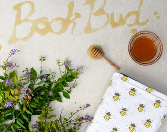 Milk & Honey BookBud book sleeve