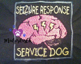 Service Dog Seizure Alert
