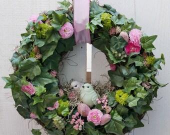 Wreath * Ivy Bird *