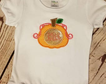 Girl Pumpkin Shirt, Pumpkin Patch Shirt, Thanksgiving Pumpkin Shirt for Girl, Pumpkin Fall Shirt, Thanksgiving Girl Shirt, Pumpkin Shirt