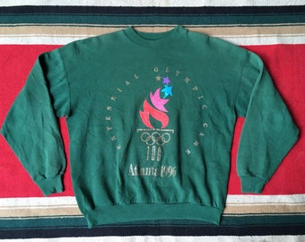 1996  Atlanta Olympic Game Sweatshirt
