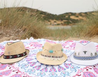 Handmade Summer Hats
